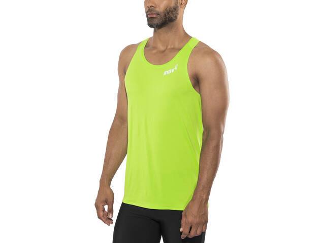 inov-8 AT/C - Camiseta sin mangas running Hombre - verde